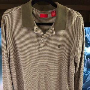 Men's Izod long sleeve shirt